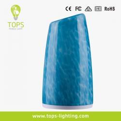 Alto brillo LED recargable Velas Decoración Luz TML - G01T