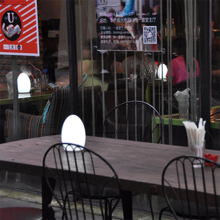 china 1.5W 5V recargable inalámbrica Tabla de Iluminación en restaurante TML - G01E proveedor