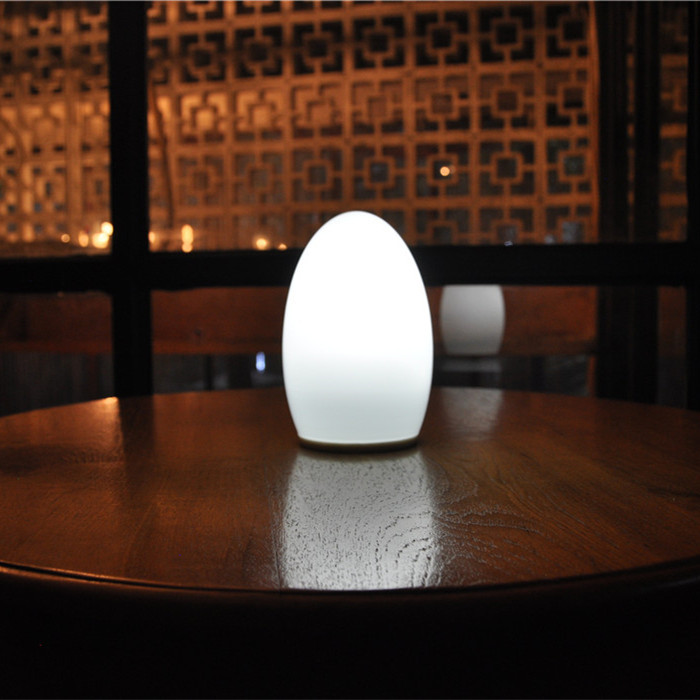 china 3000K/4000K/6000K USB Rechargeable Battery Table Lamps DC 12V/DC 5V for Night-club TML-G01E supplier