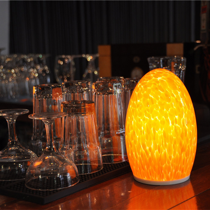 china Smart Candle LED Cordless Unique Decorative Lamps for Dining Room TML-G01E supplier