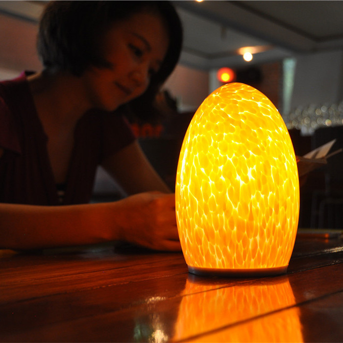 china High Quality Portable Outdoor Table Lamp for Beach TML-G01E supplier