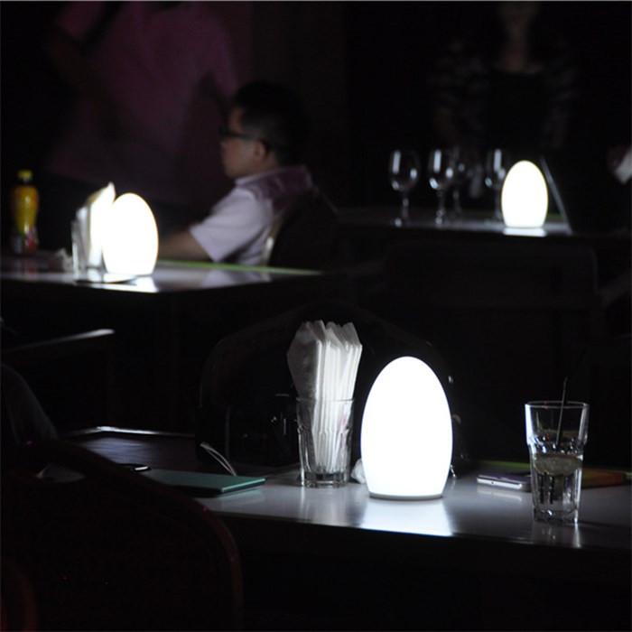 china Alto brillo LED Vela recargable Pequeño inalámbrico Decoración Lámparas TML - G01E proveedor