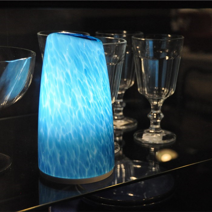 china 5 Star Hotel Battery Lamps Cordless Lighting Bluetooth and Wi-Fi DC 12V/DC 5V with CE RoHS TML-G01T supplier