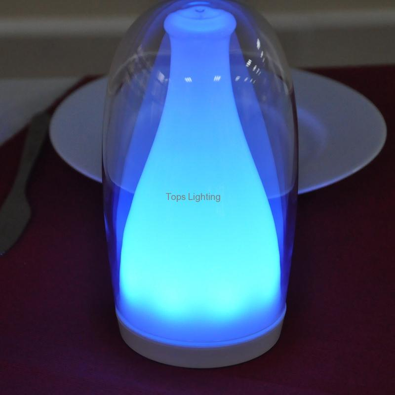 china Tops-Lighting Cordless Recharged High Quality Cordless Bedside Lamp supplier