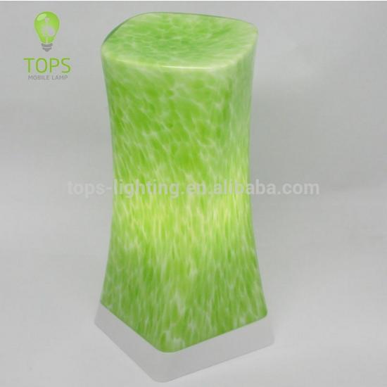 china TML-G01NG Handblown Glass Portable Venus Lamp Living Room with Perfect Light Transmission supplier