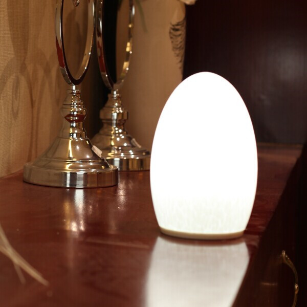 china TML-G01EQ Cordless Rechargeable Battery Rock Salt Lamps supplier