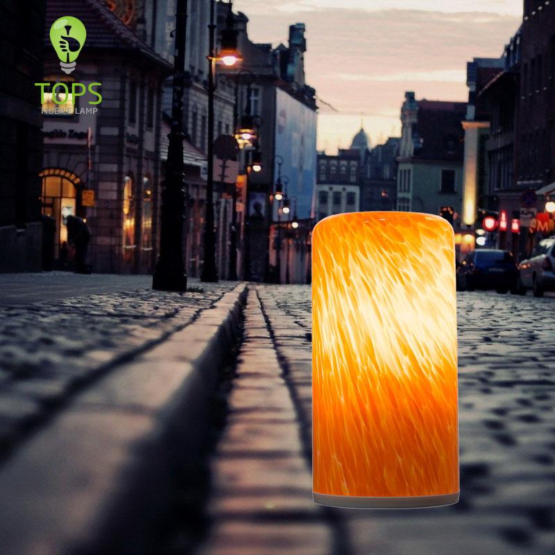 Cina Top illuminazione fatto a mano puro LED Dimming lampada da tavolo con alta efficienza fornitore