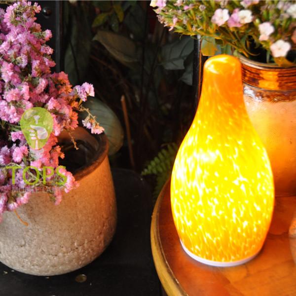 china Blue Cordless Table Lamp proveedor