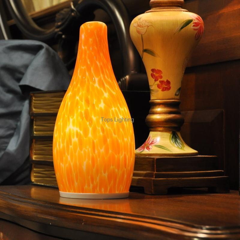 Cina Top illuminazione fatto a mano puro LED Più popolari Dimming Lampada da tavolo fornitore
