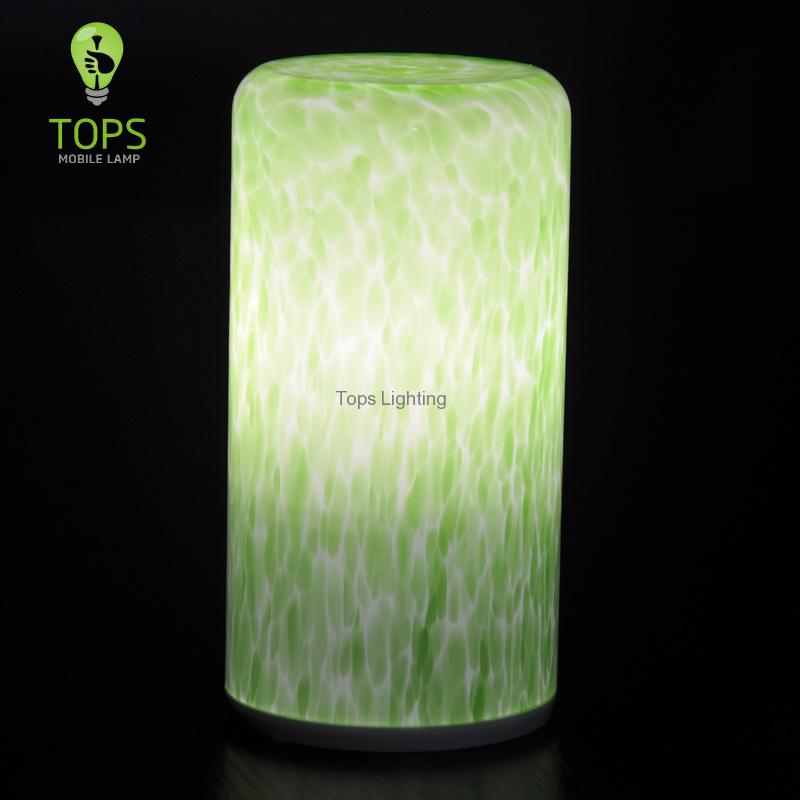 china Cordless APP Control Restaurant Hotel Wifi Table Lamp supplier