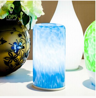 china Hotel and Restaurant Decorative Battery LED smart bluetooth control mobile eco-friendly Lamp supplier