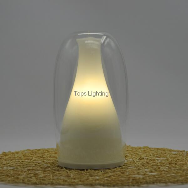 china Party Atmospheric Lastest Design LED Cordless Decoration Lamp supplier