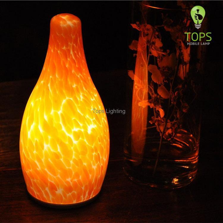 china De fornecimento Hand Made escurecimento Table Lamp fornecedor