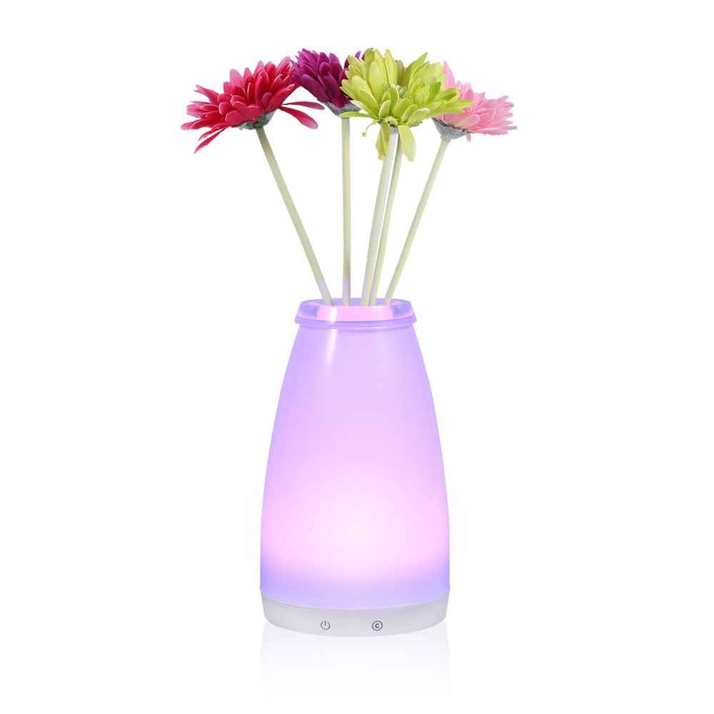 china TML-G05VQ 5V 3W RGB Color Changing Battery Operated Decorative Lamps with Bluetooth Control supplier