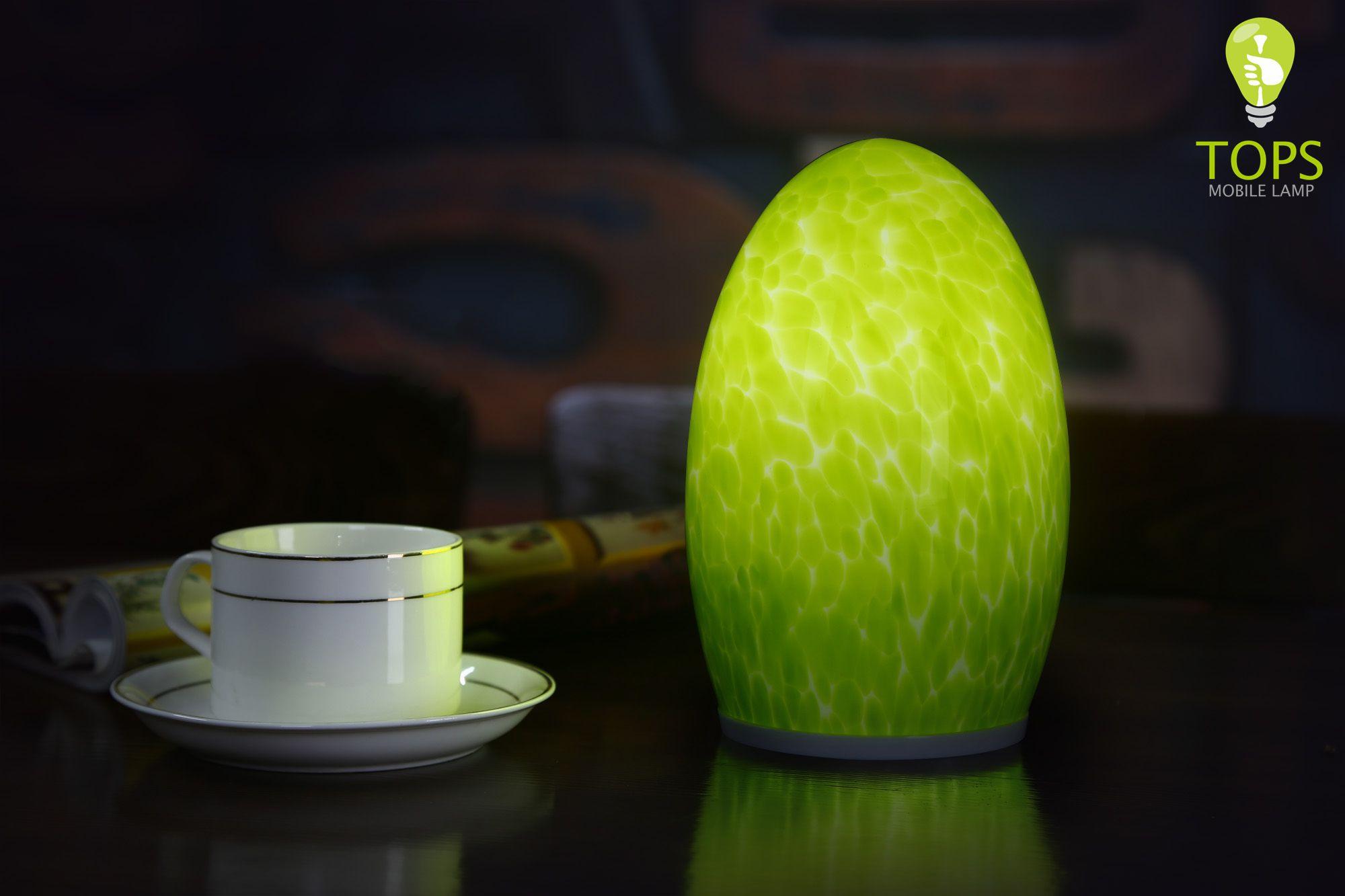 china LED lámpara de mesa decoración de la boda campamento lámpara proveedor