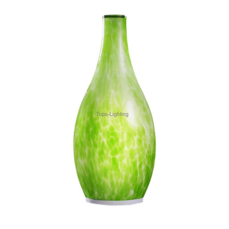 china Big Vase Bottle Design Decorative Dinning Room Lamp LED supplier