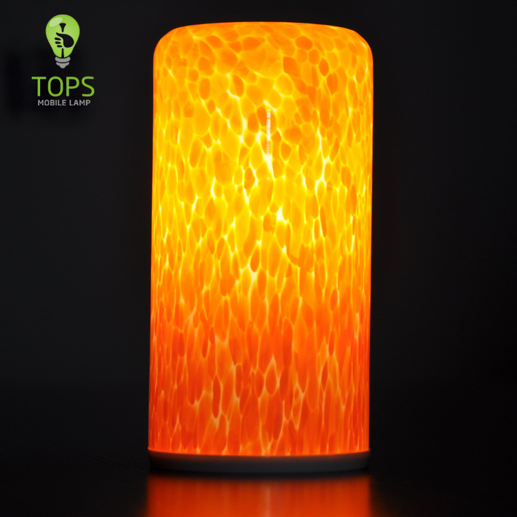 china Elegant Skillfully Processed Cordless Bedside Lamp supplier