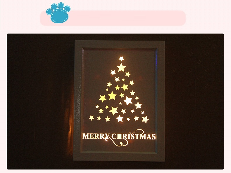 china Photo Frame for Christmas supplier