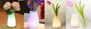china cordless bedside decorative lamps supplier