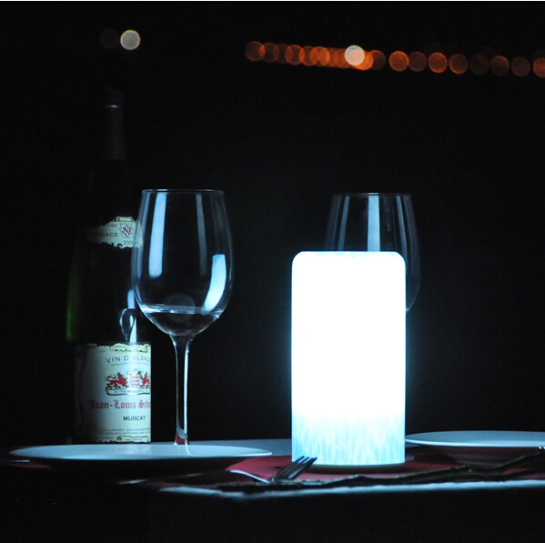 china     4400MA 5v eletrônico da lâmpada do vitral sem fio recarregável lâmpada LED mesa portátil    fornecedor