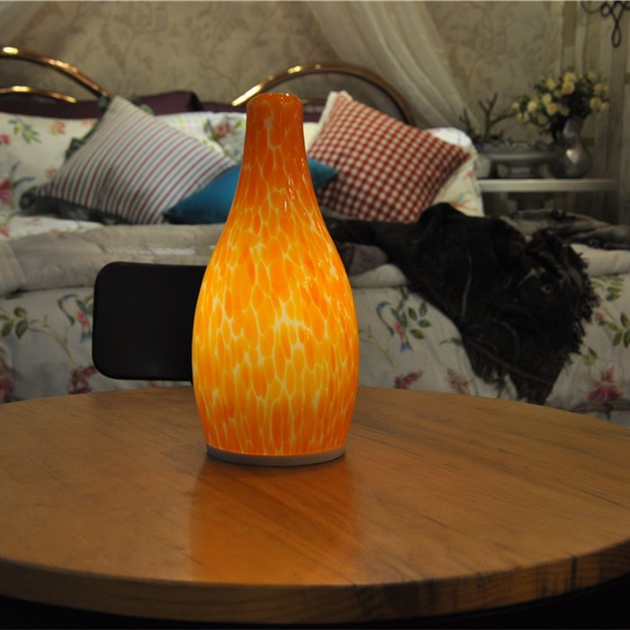 china Hotel Bedroom LED Cordless Bedside Lamp with Bluetooth Remote Control TML-G01PS supplier