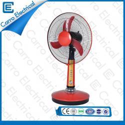 Ruhig und Low Noise 12V AC DC Powered Tischventilator drei Ebenen Controller mit Timer-Funktion ADC - 12V16A