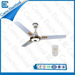 china Best Quality 12V 56 Inches 12V DC Traditional Cool Ceiling Fans with Light Low Noise ADC-12V56K manufacturer