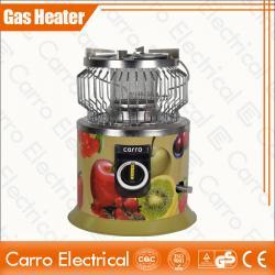 Long temps de travail bon marché Portable GPL Petite Maison intérieure Gas Appareils de chauffage de haute qualité CEH- 1401G