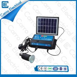 china Hot Sale 6V 3W Battery Operated Best Solar Electricity System Home Safe Operation Long Life Time CEL-103B manufacturer