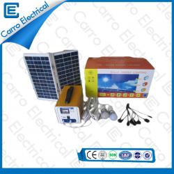 china Alta calidad 18V 12W tamaño pequeño Venta Solar Power Panel System Inversores caliente CEL- 212A fabricante