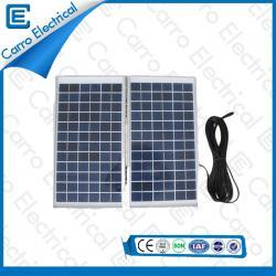 Высокое качество 18V 12W Малый размер панели солнечных батарей Power System Инверторы Горячая продажа CEL - 212A