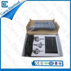 電気DIYソーラーインバータシステムロングライフタイムCEL- 304Aの充電7V 4Wを操作しやすい