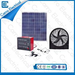 china 20W Easy to Carry Energy Saving Best Solar System Indoor Outdoor Used Factory Price Wholesale CES-1209 manufacturer