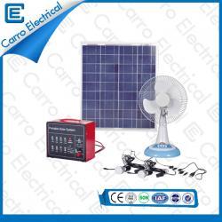 Конкурентоспособная цена 30W Главная Дешевые Самые панели солнечных энергетических систем с 5м Power Line CES- 1217