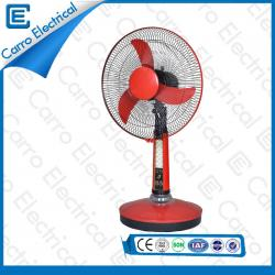 china OEM Welcomed DC 12V 16 Inches Two Colors Available Table Fan with Eergency Light DC-12V16AL manufacturer