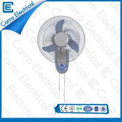 12V 15W 16 Pouces Energy Saving panneau solaire DC High Speed ​​Quiet Fan mur design DC- 12V16F2