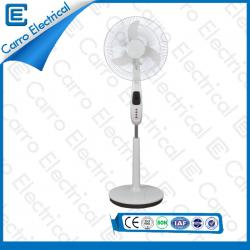 china 2015 New Product 16 Inch DC Rechargeable Stand Fan 12V 35W Safe Operation CE-12V16K5 manufacturer