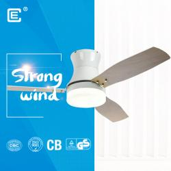 china Low energy ac ceiling fan 220v with dc brushless motor do fabricante