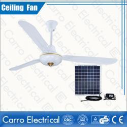 12V DC Ceiling Mounted Solar Fan Manufacturer
