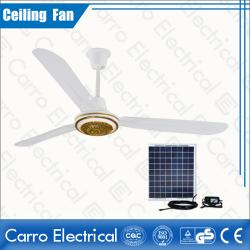 china New R&D 56inch dc motor solar energy solar dc ceiling fan DC-12V56A3 Lieferanten