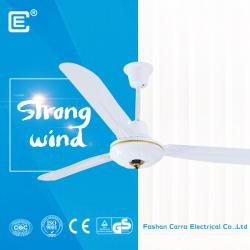 china new design 320 rpm high speed wholesale dc ceiling fan DC-12V56B1 manufacturer