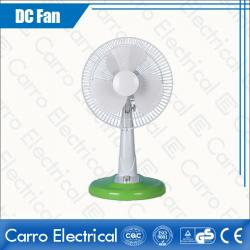 Китай Top Quality DC Motor 12V Solar DC Table Cooling Fan Safe Operation Three Levels Adjustable Competitive Price DC-12V12M4 поставщиком