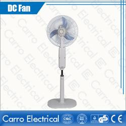 Practical Hot Sale Electric AC DC Dual 12V 16 Inches Solar Floor Standing Fan China Supplier ADC-12V16B3