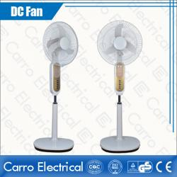High Quality OEM Welcomed DC 12V 18 Inches Quiet Solar AC-DC Light Floor Stand Fan Made in China ADC-12V18K6