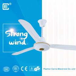 Çin Best-selling Energy Saving Discount Cool Ceiling Fans Quiet Low Noise Made in China DC-12V56A4 geç
