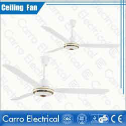 High Speed 12V DC Solar Powered Ceiling Fan 56 Inches Fan Blade with Step Switch ADC-12V56C3