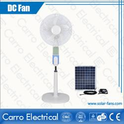 Rechargeable Stand Fan Colors Available Three Levels Wind Control Convenient Carrying CE-12V16B3