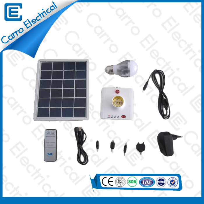 china 6V 3W Lange Arbeitszeiten besten Sonnenenergie Wechselrichter Startseite Solar Panel Systeme OEM begrüßt CEL- 103C supplier