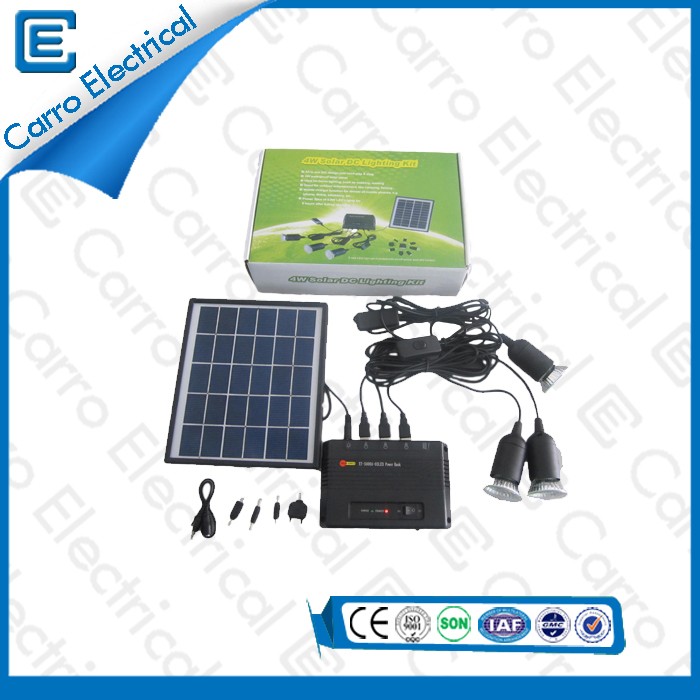 中国·電気DIYソーラーインバータシステムロングライフタイムCEL- 304Aの充電7V 4Wを操作しやすい·サプライヤー