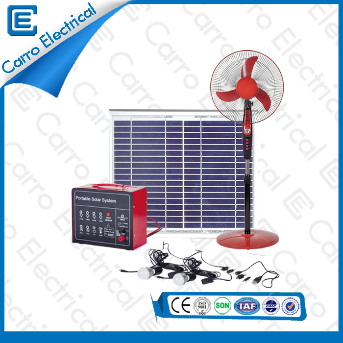 china 40W Long Working Hours Portable Home Solar Energy System with 5m Power Line CES-1220 supplier